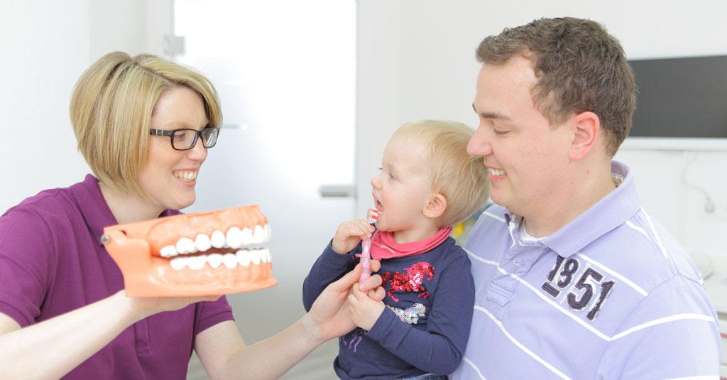 Zahnarzt Viernheim - Kinderzahnheilkunde 2