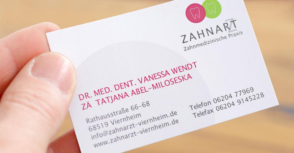 Zahnarzt Viernheim - Kontakt 1